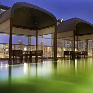 Armani Hotel Dubai - Restaurant