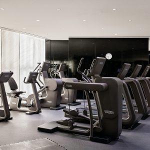 Armani Hotel Dubai - Gym