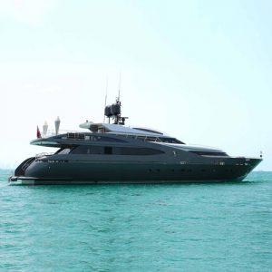124ft Yacht Dubai