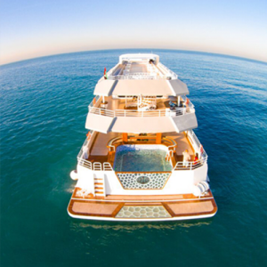 155ft Yacht Dubai
