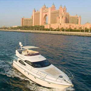 50ft Yacht Dubai