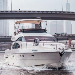 58ft Yacht Dubai