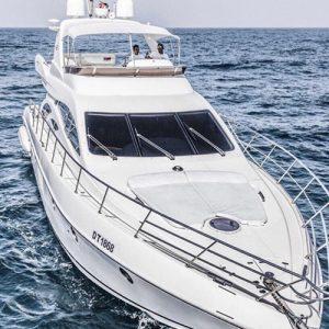 62ft Yacht Dubai