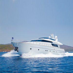 80ft Yacht Dubai
