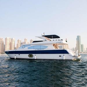 85ft Yacht Dubai