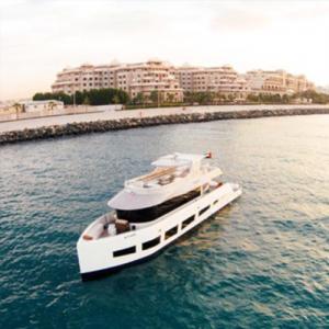 88ft Yacht Dubai