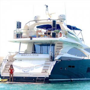 90ft Luxury Yacht Dubai