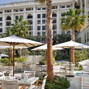 Palazzo Versace Dubai Amalfi Restaurant
