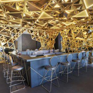 Cafe W Dubai- The Palm