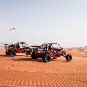 Desert Dune Buggy Dubai