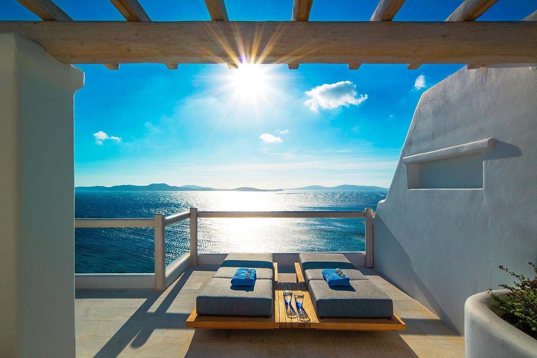 Executive Sea View Suite - Executive Sea View Suite