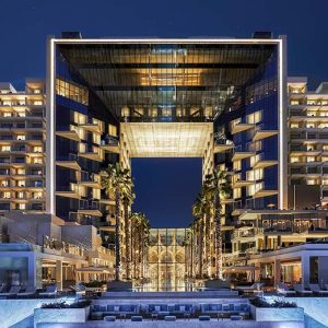 FIVE Palm Jumeirah - Outside