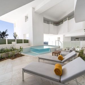 ONE BED SKY VILLA WITH PRIVATE POOL