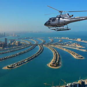 Helicopter Dubai
