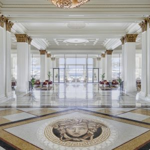 Hotel Lobby - Palazzo Versace