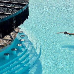 Myconian Imperial Mykonos - Swim up bar