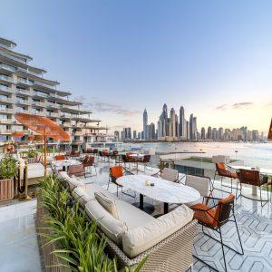 Five Palm Jumeirah - Maiden Shanghai Terrace