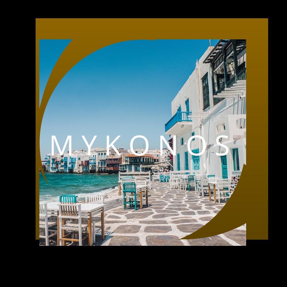 Mykonos Bubble