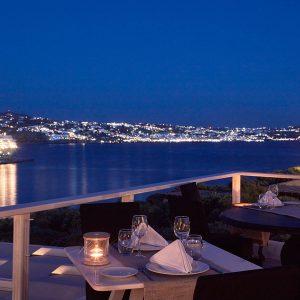 Mykonos Princess - Sky Lounge