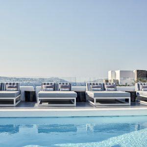 Mykonos Princess Pool