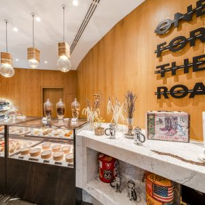 One For the Road - Cafe Dubai