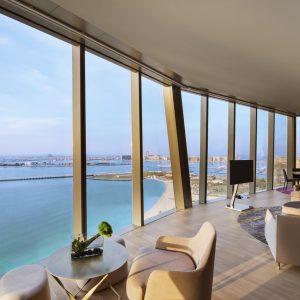 2-bed Crystal Suite - Rixos Premium Dubai JBR - B0K0