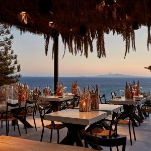 Myconian Utopia Mykonos - Restaurant