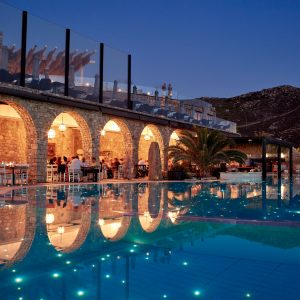 Royal Myconian Mykonos - Restaurant