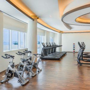 Gym - Waldorf Astoria Dubai