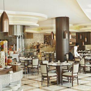 Mezzerie Restaurant - Waldorf Astoria Dubai