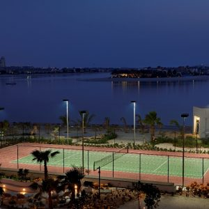 Tennis Court - Waldorf Astoria