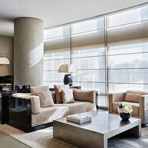 Armani Hotel Dubai Ambassador Suite Lounge