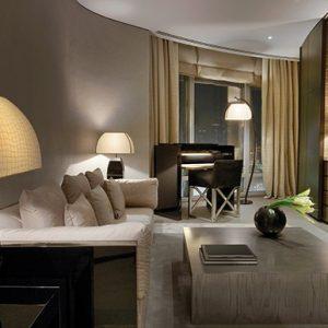 Armani Hotel Dubai Fountain Suite