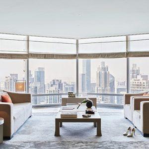 Armani Hotel Dubai Signature Suite