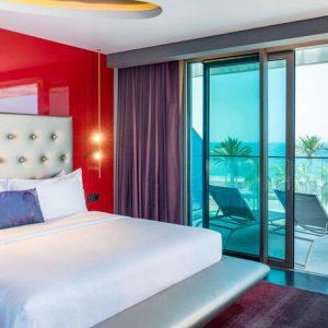Corner Suite - W Dubai