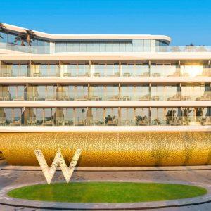 Exterior - W Dubai - The Palm