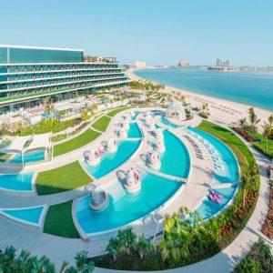 W Dubai - The Palm - Pool