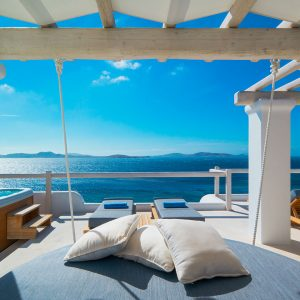 Mykonos Grand Hotel - Executive Terrace