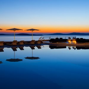 Mykonos Grand Hotel - Main Pool