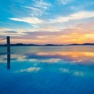 Mykonos Grand Hotel - Amazing Sunset